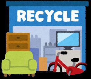 不用品は専門性の高いリサイクルショップ2