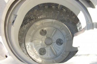 引っ越し前は必要最低限のものを購入_洗濯機