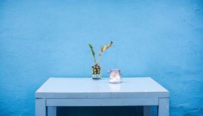 引っ越し前は必要最低限のものを購入_テーブル