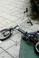 自転車保険_事故