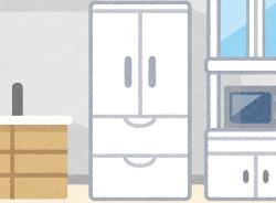 暑い時期のゴミの保管_冷凍庫