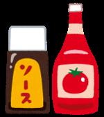 食品の保存方法_ソースとケチャップ