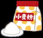 食品の保存方法_小麦粉