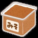 食品の保存方法_味噌