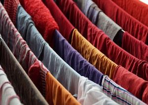 洗濯での色移り