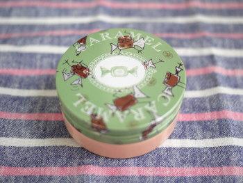 アンリルルー缶入りキャラメル1