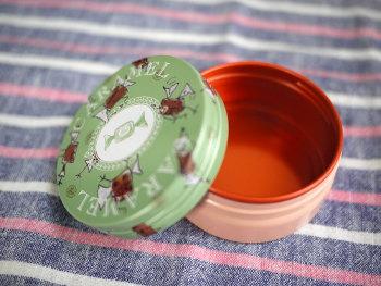 アンリルルー缶入りキャラメル3