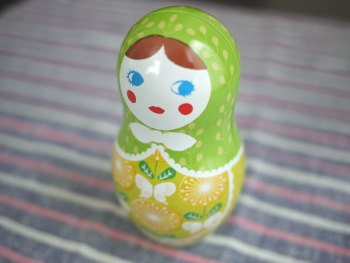 メリーチョコレートマトリョーシカ1