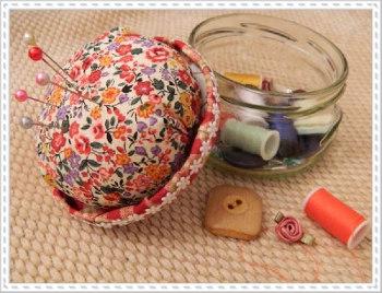 瓶の利用方法_裁縫セット