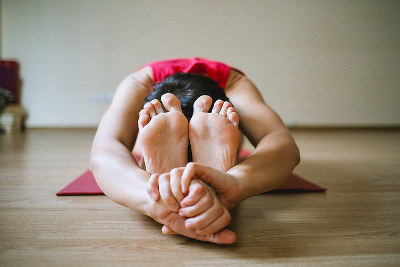 内臓型冷え性への対策_適度な運動