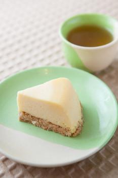 レンジで作るケーキ_ベイクドチーズケーキ