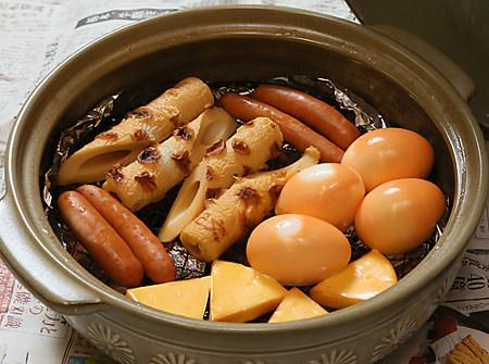 一年中使える便利な一人用土鍋